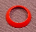 Playmobil Red Hatband To Fit On A Woman's Hat, Hat Band, Figure Wearable Accessory