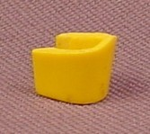 Playmobil Yellow Wide Pointed Cuff, Pointy, 3381 3382 3437 3750, 30 03 5340