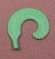 Playmobil Green Narrow Curled Feather, 3889, Figure Wearable Accessory, 30 02 2610