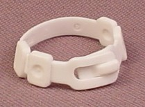 Playmobil White Diver's Belt With 4 Weights, 3348 3479, 30 04 1490