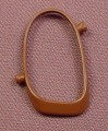 Playmobil Brown Shoulder Strap Or Sling With Pegs On Both Sides To Attach Quivers, 5812