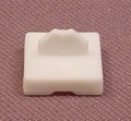 Playmobil White Square Stand Or Base For A Doll, 4324 5488 5494 5923 5987 6444, 30 20 1232