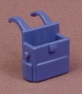 Playmobil Blue Child Size Backpack With Hinge Points For A Cover, 4324 4328 5010 5567 5923 7486