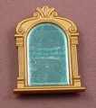 Playmobil Gold Arch Top Mirror That Clips Into A Wall, Victorian, 5324, 30 66 1090
