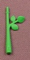 Playmobil Green Single Rose Stem With Leaves, 4484 7496, 30 25 3000