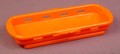 Playmobil Orange Rescue Stretcher, 3 5/8 Inches Long, 3845 6686, 30 09 4160