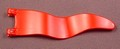 Playmobil Red Narrow Wavy Flag Or Pennant, Has 2 Clips To Attach It To A Pole, 3055 3740
