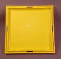 Playmobil Yellow Square Floor For A Modern Tent, 3844 7260, 30 09 4090