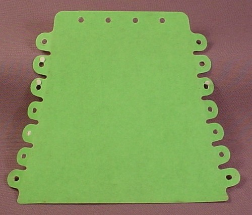 Playmobil Green Cloth Or Fabric Back Panel For A Tent, 4273 7471, 30 88 5672