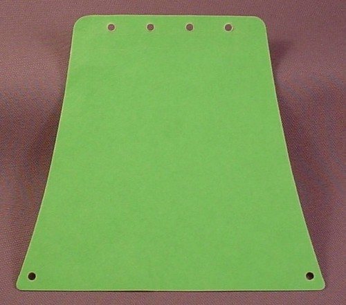 Playmobil Green Cloth Or Fabric Side Panel For A Tent, 4273 7471, 30 88 3402