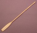 Playmobil Light Brown Long Oar Or Paddle, 7 Inches Long, 3150 5003 5723 6330, 30 22 9660