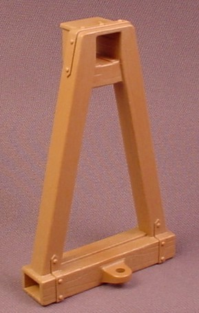 Playmobil Brown Top Support & Triangular Front For A Battering Ram, 3123 3887, 30 61 1850