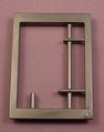 Playmobil Black Window Frame With Ends Of Breakaway Bars, 3112 3285 3288 3623 3938 4072 4263 4264