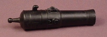 Playmobil Black Shooting Stick Style Cannon Barrel, 5618 5678 5950 6679, 30 66 9982