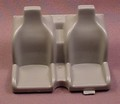 Playmobil Gray Car Bucket Seats, 3162, Grey, 30 23 4370