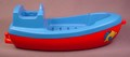Playmobil 123 Blue & Red Fishing Boat Trawler, 6714