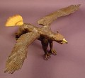 Disney Chronicles Of Narnia Castle Raid Gryphon Action Figure, 3 1/2 Inches Tall