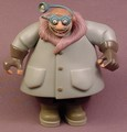 Disney Atlantis The Lost Empire Moliere Action Figure, 4 1/4 Inches Tall, 2000 Mattel