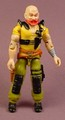 GI Joe Taurus Action Figure, 3 3/4 Inches Tall, Sgt. Slaughters Renegades, Classic Collection