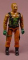 GI Joe Roadblock Action Figure, 3 3/4 Inches Tall, Classic Collection, Series 1, Version 1