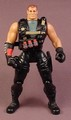 GI Joe Extreme Sgt. Savage Action Figure, 5 1/4 Inches Tall, Came With The Detonator