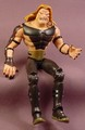 X-Men Sabretooth Action Figure, 7 Inches Tall, Evolution Series 1, #47586, Sabertooth