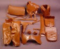 Marx Best Of The West Lot Of Accessories For A Johnny West Cowboy Action Figure