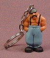 Homies Big Loco PVC Figure With Keychain, 1 3/4 Inches Tall, Set 1, 2007 X-Concepts
