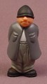 Homies Eightball PVC Figure, 1 5/8 Inches Tall, Set 1, 2007 X-Concepts
