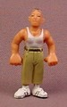 Homies Boxer PVC Figure, 1 3/4 Inches Tall, Set 3, 2007 X-Concepts
