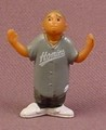 Homies Pee Wee PVC Figure, 1 1/4 Inches Tall, Set 4, 2007 X-Concepts