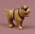 Homies Chato Dog PVC Figure, 5/8 Inches Tall, Set 4, 2007 X-Concepts
