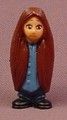 Mjos Homies Angela Angelbaby PVC Figure, 1 3/4 Inches Tall, 1998 Gonzales Graphics