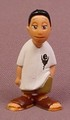 Mjos Homies Andres Lil Dre PVC Figure, 1 3/4 Inches Tall, 1998 Gonzales Graphics