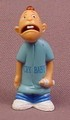 Mjos Homies Carlos Cry Baby PVC Figure, 1 3/4 Inches Tall, 1998 Gonzales Graphics