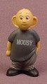 Mjos Homies Miguel Mousy PVC Figure, 1 3/4 Inches Tall, 1998 Gonzales Graphics