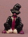 Psychoclowns Hobo The Clown PVC Figure, 1 5/8 Inches Tall, 2002 Gonzales Graphics