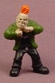 Micro Icons Punks #10 Stuwie PVC Figure, 1 7/8 Inches Tall, Series 1, X-Concepts