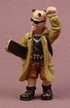 Micro Icons Punks #7 Ian PVC Figure, 2 Inches Tall, Series 1, X-Concepts