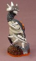 Skylanders Terrafin Figure, Earth Element, Giants Series, 3 5/8 Inches Tall, Activision