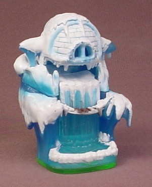 Skylanders Empire Of Ice Figure, Spyro's Adventures Series, 3 3/8 Inches Tall, Activision