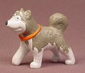 Dora The Explorer Go Diego Replacement Husky Puppy Dog For A Dog Sled Set, PVC Figure