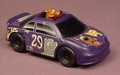 Scooby Doo Nascar Race Car With Pull Back Motor, Scooby Moves Up & Down As It Rolls