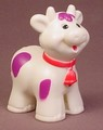 Kiddieland Replacement Cow Figure For A Sounds & Songs Noah's Ark Play Set