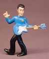 The Wiggles Anthony With A Guitar PVC Figure, 3 1/4 Inches Tall, Children's TV Show, 2004