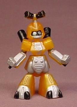 Medabots Metabee Figure, 2 1/2 Inches Tall, RBT-12220, Hasbro Takara