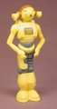 Robots The Movie Piper Pinwheeler Figure, 4 3/8 Inches Tall, Does Not Have The Card, 2005