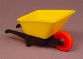 Remco Replacement Wheelbarrow Accessory That Came With A Toy Trucks Construction Set
