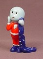 Cosmic Kids Pluto PVC Figure, 2 1/4 Inches Tall, Each Figure In The Set Represents A Planet
