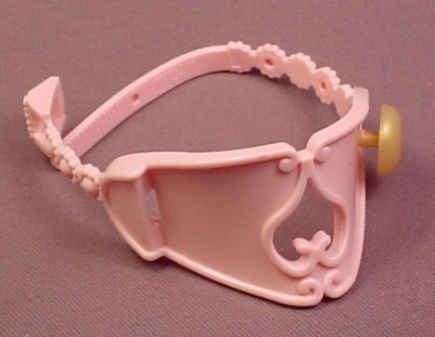 Barbie Replacement Pink Horse Saddle From The Princess And The Pauper Royal Kingdom Set